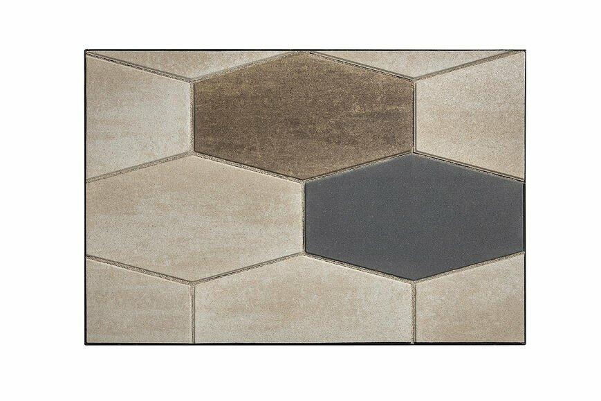 Hexa-Mosaic